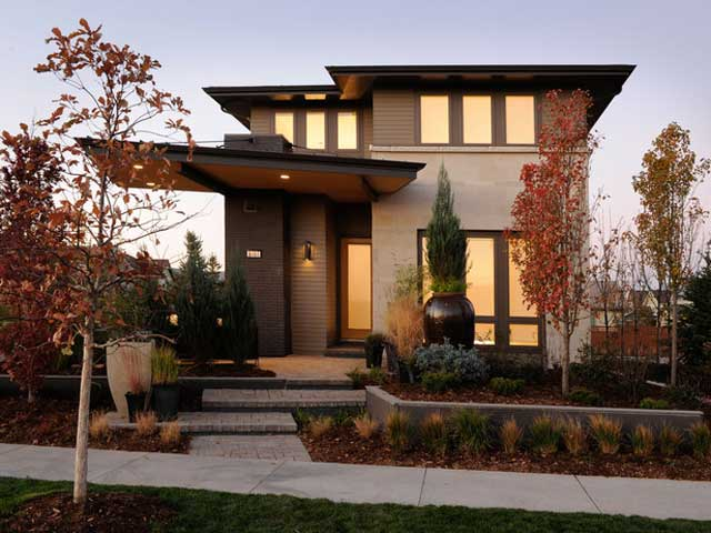 Beautiful Modern Prairie Style House