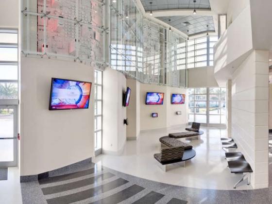 College of Engineering - Lobby